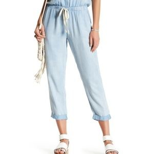 da4918090f71 Love Stitch Pants - NOWT Love Stitch Racerback Cropped Jumpsuit